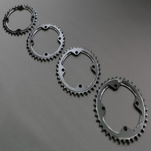 цена на 32T-38T Mountain Bicycle Crank Chainwheel Aluminum Chainring Hollow Repair Suitable BCD 104mm