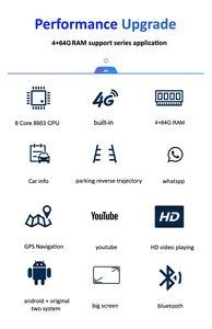 """Image 2 - COIKA 8 rdzeń CPU 10.25 """"Android 10.0 System dla BMW F20 F21 F22 F23 nawigacja GPS Radio WIFI SWC BT muzyka ekran dotykowy IPS 4 + 64G RAM"""