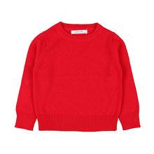 Теплые свитера для мальчиков и девочек одежда детей зимние мягкие