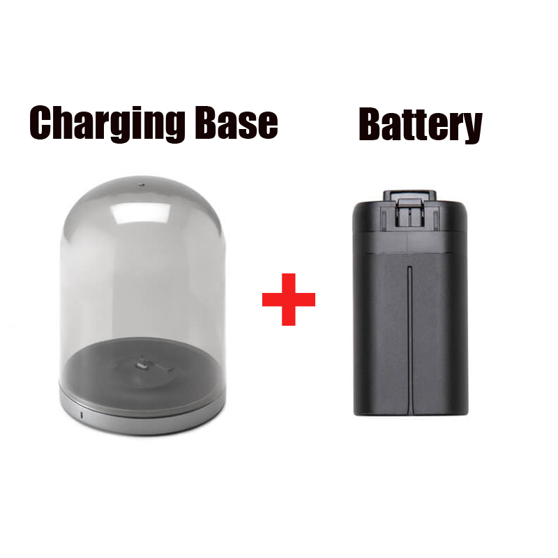 Original DJI Mavic Mini Drone Battery+Charging Base Portable Charger Case With Magnetic Micro USB Port For DJI Mavic Mini Part