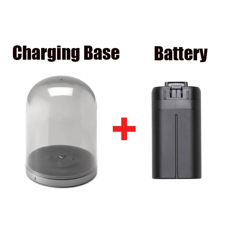 Original DJI Mavic Mini Drone Battery+Charging Base Portable Charger Case with Magnetic Micro USB Port For DJI Mavic Mini Part