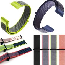 цены Fashionable Replacement Nylon Loop Watch Strap Sports Braided Wrist Band For Fitbit Charge 2