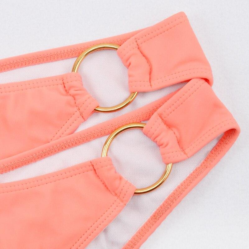 H662d7bd5f6af46b98642fa4d78ab6dcat Miyouj Sexy Bandeau Bikini Bandage Swimwear Women Solid Swimwear 2019 Bathing Suits Rings Bikini Set Hollow Out Biquini Swimwear