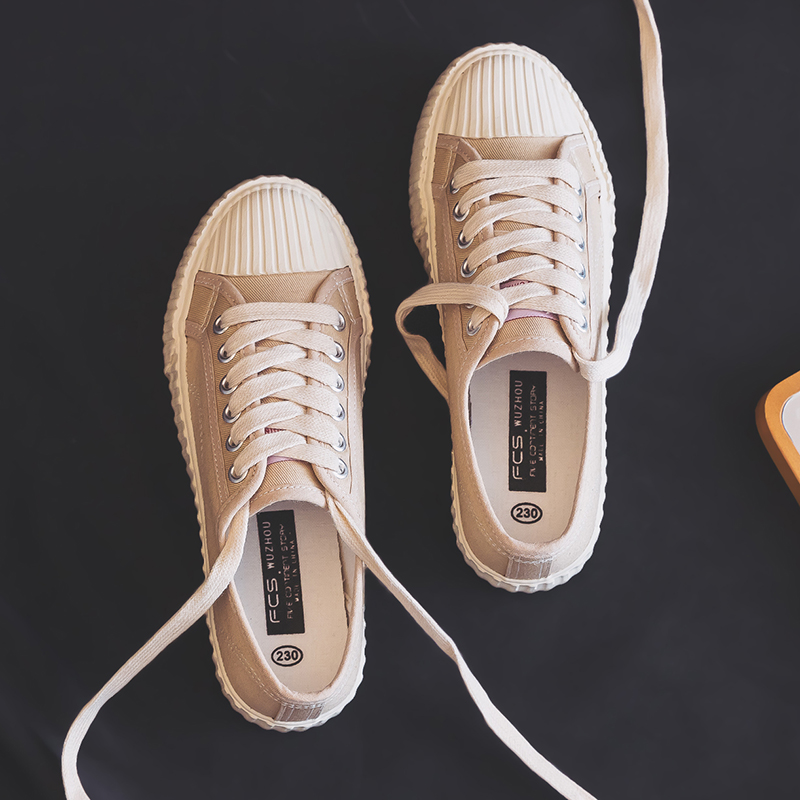 Canvas Fashion Shoes Woman 2019 Summer New Fashion Color Women Casual Shoes Flats Canvas Women Casual Shoes Sneakers 1