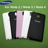 Sportello batteria posteriore telefono originale per Samsung Galaxy Note 3 N9005 N900 nota 4 N910 nota 2 custodia N7100 Cover posteriore
