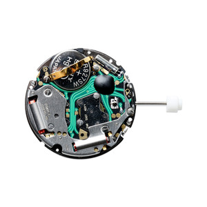 Image 1 - 1 個 ISA 8171/202 交換 8161 クォーツムーブメント日付で 4 腕時計ハンドワインディングムーブメント時間ディスプレイ修復ツール部品