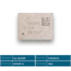 Image 1 - 5 יח\חבילה 339S00033 Wifi ic מודול שבב עבור iphone 6S/6Splus/6s בתוספת U5200_RF גבוהה טמפרטורת גרסת WIFI/BT