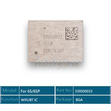 5 pçs/lote 339s00033 wifi ic módulo chip para iphone 6s/6splus/6s plus u5200_rf versão de alta temperatura wifi/bt