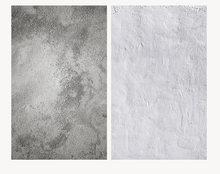 3d impressão dupla lados cimento parede padrão de fundo tamanho grande 60x90cm para câmera foto