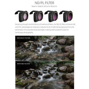 Image 4 - Filtro Obiettivo della fotocamera Filtro a Densità Neutra per DJI Mavic Mini Drone CPL ND ND/PL Drone Accessori Della Fotocamera