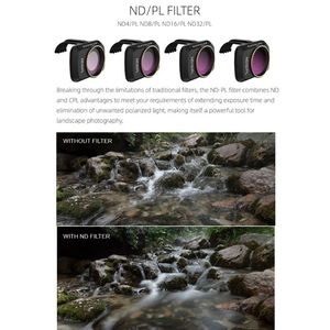 Image 4 - カメラレンズフィルター減光フィルタdji mavicミニドローンcpl nd nd/plドローンカメラアクセサリー