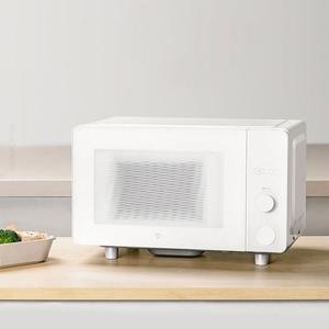 Image 3 - XIAOMI MIJIA kuchenki mikrofalowe piec do pizzy elektryczny piec kuchenka mikrofalowa do urządzenia kuchenne kuchenka powietrza Grill 20L inteligentna kontrola