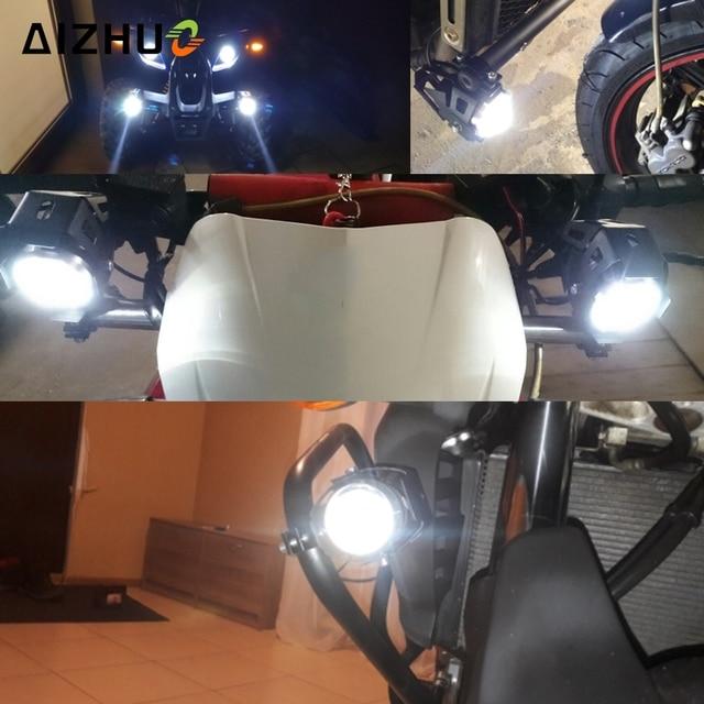 لياماها MT-09 MT09 التتبع 900 MT 09 FZ-09 FZ 09 XSR900 XSR 900 مصابيح الأمامية للدراجة النارية U5 كشافات الأضواء الضباب رئيس ضوء