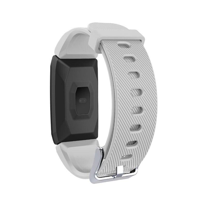 H662f65e787e148df8562c571246e3b3ek Fitness Bracelet Blood Pressure 1.14'' Screen Fitness Tracker Smart Watch Waterproof Smart Wristband Weather Display Women Men