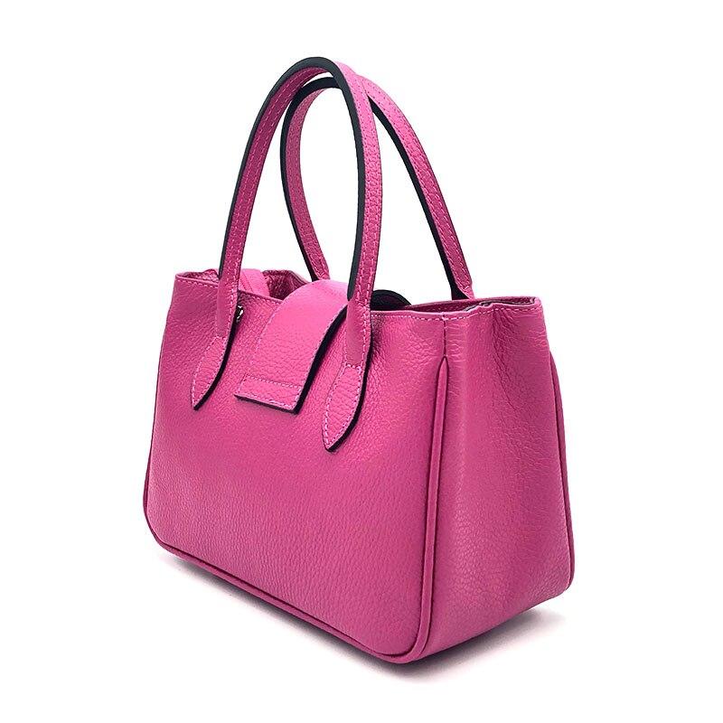 JUICE 2020 Spring,made In Italy, Genuine Leather Bag, Women Bag,Women Handbag,addition Long Shoulder Strap,112227
