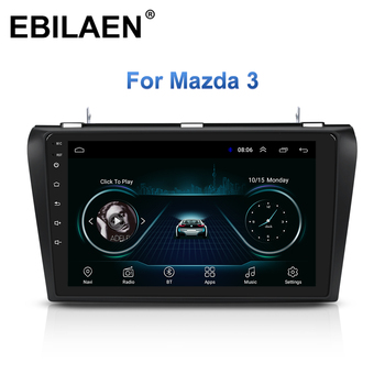 Car Multimedia Radio Player Per Mazda 3 BK Mazda3 2004-2009 Android 8.1 di Navigazione Autoradio Registratore GPS Video stereo