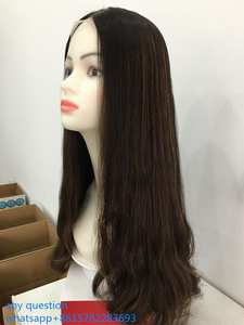 hot sales flate lace top wigs 5cm lace European virgin hair kosher wig jewish wig wig