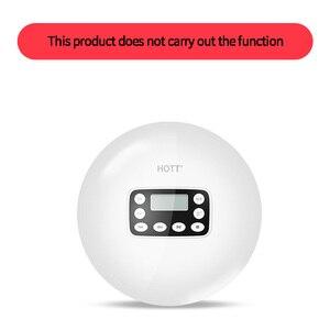 Image 3 - FFYY HOTT 711T Bluetooth נגן CD נייד עם סוללה נטענת LED תצוגה, אישי CD ווקמן כדי ליהנות והשמע