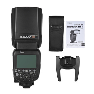 Image 4 - Yongnuo YN600EX RT II 2.4G kablosuz flaş Speedlite TTL optik HSS Master YN E3 RT Canon 600d 7d 700d 5diii 5d mark iv 60d