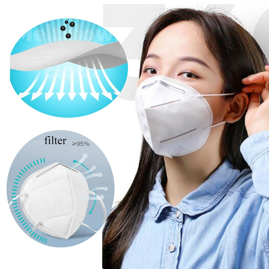 Non-woven Face Mask Respirator Washable Anti-fog Spray-painted Protective Mouth Face Masks Reusable For Men Women Fashionable