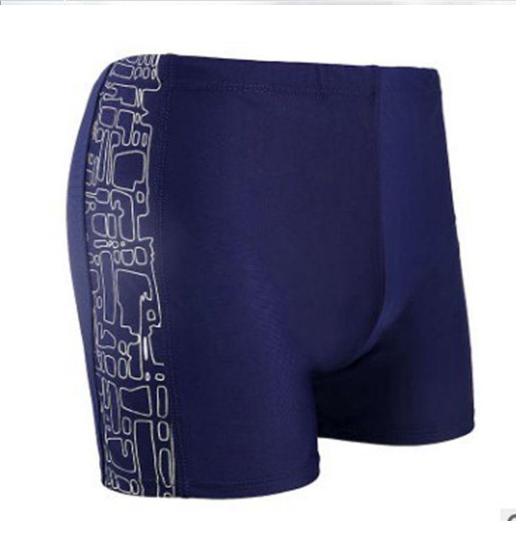 Swimming Trunks MEN'S Boxers Bathing Suit Men's Adult Quick-Dry Bubble Hot Spring Swimming Trunks Large Size Fashion Fashion MEN