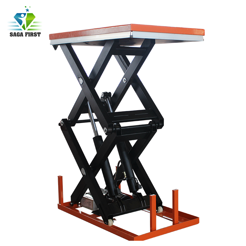 1m Fixed Electric Hydraulic Lift Table