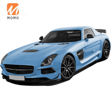 Automotive Color Changing Film Full Car Film Multi Cement Gray Car Clothing Film Crystal Body Glossy Porcelain Blue