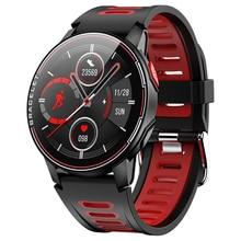 S20 IP68 مقاوم للماء ساعة ذكية جهاز تعقب للياقة البدنية مراقب معدل ضربات القلب ساعة ذكية الرجال النساء جديد Smartwatch ل IOS أندرويد
