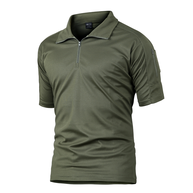 Schönen Sommer Taktische Camouflage T Shirt Männer Schnell Trocken Military Uniform T Shirt Atmungsaktiv Wicking Armee Kampf T Shirts - 6