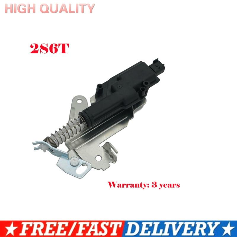 1481081 2S6T-432A98-AF 1151275 2S6T-432A98-AE 1145288 électrovanne actionneur de moteur de verrouillage de hayon pour Ford Fusion Fiesta Mk5 Mk6