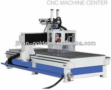 cnc router machine ATC-1325/1300*2500*380mm/automatic tool change 8 tools ekra x4 printing machine 380mm squeegee