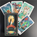Tarot der Göttlichen EINE Deck und Reiseführer Inspiriert durch Gottheiten Folklore und Märchen aus der Ganzen Welt Tarot karten Spiel