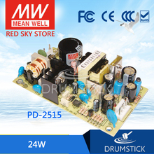 Ankang MEAN WELL PD-2515 meanwell PD-25 24W Dual Output Switching Power Supply hot selling mean well pd 110b meanwell pd 110 109w dual output switching power supply
