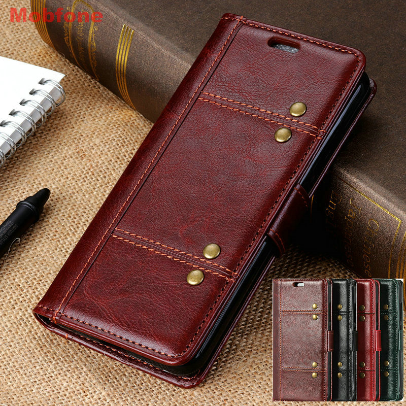 <font><b>Huawei</b></font> <font><b>Honor</b></font> <font><b>8X</b></font> Vintage Wallet Book <font><b>Honor</b></font> 8C Fashion Luxury PU Leather <font><b>Case</b></font> <font><b>Flip</b></font> Stand <font><b>Cover</b></font> <font><b>Honor</b></font> 20 P20 P30 Pro Y6 Y7 Pro 2019 image
