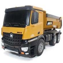 Радиоуправляемый грузовик huina 1573 rtr 24 ГГц 10 каналов 1:14