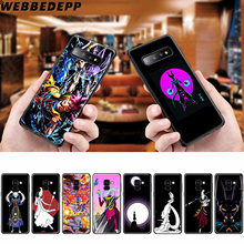 Dragon Ball Z Whis beerus Soft Case para Samsung Galaxy A50s A40s A30s A20s A10s Phone Case Capa Mole TPU(China)