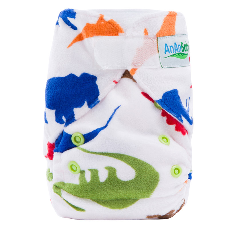 Newborn Diapers Washable Reusable Prefold Pocket Cloth Diapers All In One China Organic Cloth Diapers NBD1