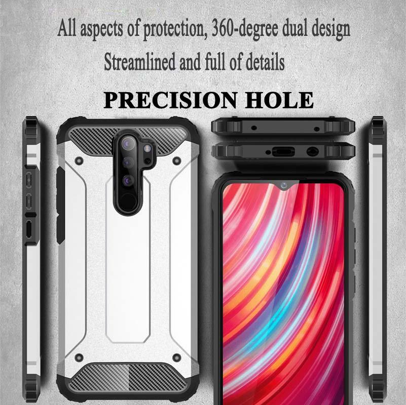 Case for Xiaomi Redmi Note 8 Pro 7 6 8T 4X 5A 6A 7A 8A 5 Plus S2 GO - Բջջային հեռախոսի պարագաներ և պահեստամասեր - Լուսանկար 3