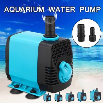 220V Ultra-silence Waterproof IP68 Filter Water Pump for Aquarium Pond Submersible Fountain Pump 10/15/25/40/55W 600-3000L/H 3000l