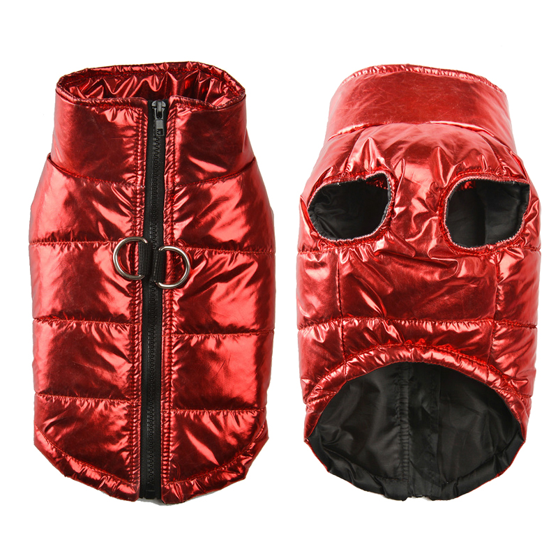 Waterproof Dog Jacket for Large Dogs Ideal for Autumn and Winter to Keep Dog Warm 9