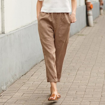 Women's Summer Capri Pants 1