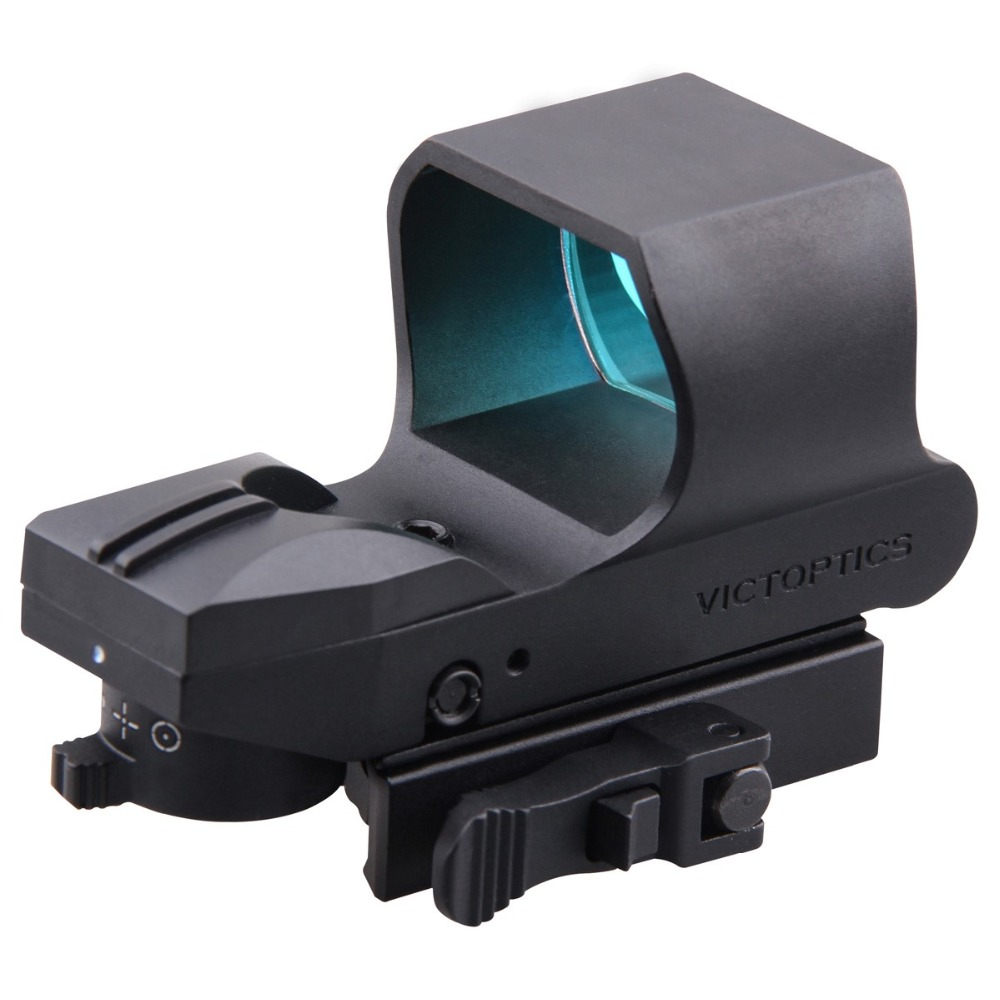 VI 1x28x40 Red Dot Sight Acom 6