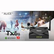 Presale TX6S Tanix Android 10.0 TV Box H616 Chip TX6 4GB 64G