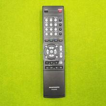 Nouvelle télécommande originale RC020SR pour Marantz NR1504 NR1505 NR1502 amplificateur av Home cinéma