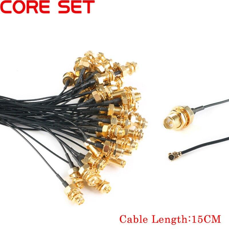 5/2 шт. SMA разъем женские броши розетка для подключения к IPX адаптер кабель WI FI/GSM/3g/gps/4G модуль кабель USB соединительный кабель 1,13 мм|Соединители|   | АлиЭкспресс