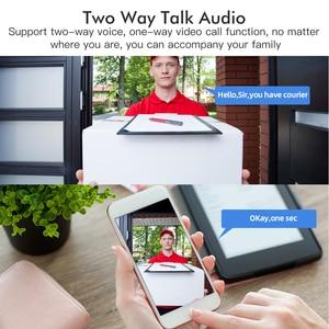 Image 4 - SDETER 1080P PTZ Sicherheit WIFI Kamera Outdoor Speed Dome Drahtlose Ip kamera CCTV Pan Tilt 4X Zoom IR Netzwerk überwachung 720P