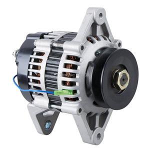 Alternator 19020700 119836-77210 for Komatsu Hyundai Sumitomo Generator Parts