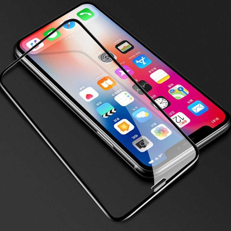 Protective Tempered Glass For iPhone 11 Pro 11Pro Max ScratchProof Screen Protector For iPhone XR X XS MAX 6 6S 8 7 Plus 6Plus