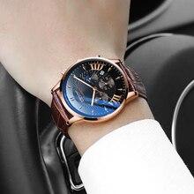 Cool Men Watches Trend Fashion Leather 2019 Luxury Waterproof Men Sports Wrist Watch For Men Quartz Wristwatch Relogio Masculino все цены
