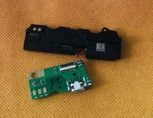 Image 2 - Used Original USB Plug Charge Board+loud speaker For HOMTOM ZOJI Z6 MTK6580 Quad Core Free Shipping
